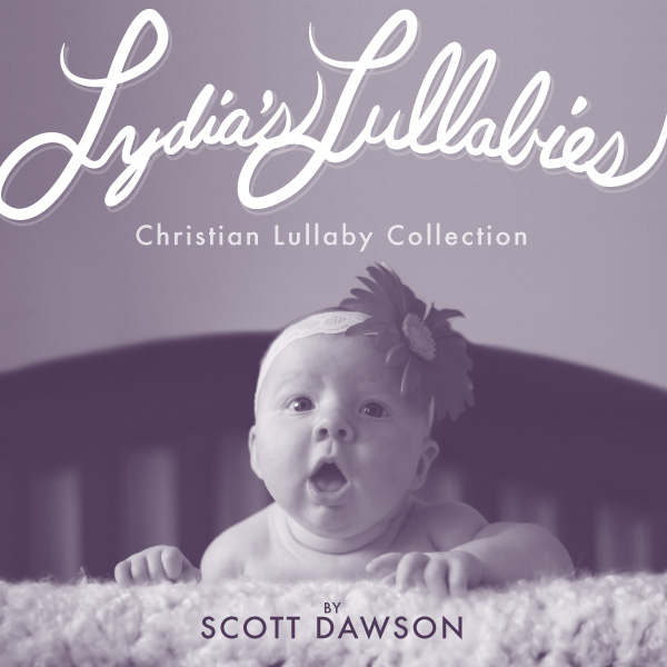 Lydia's Lullabies cover art