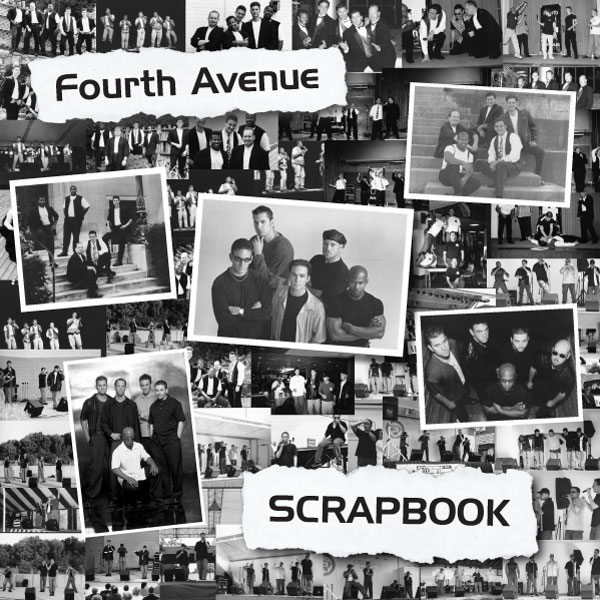 Scrapbook CD Cover Art